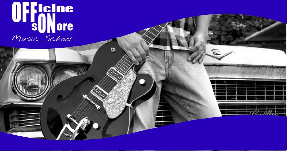 scuola di musica: 5 BUONI MOTIVI per sceglierci