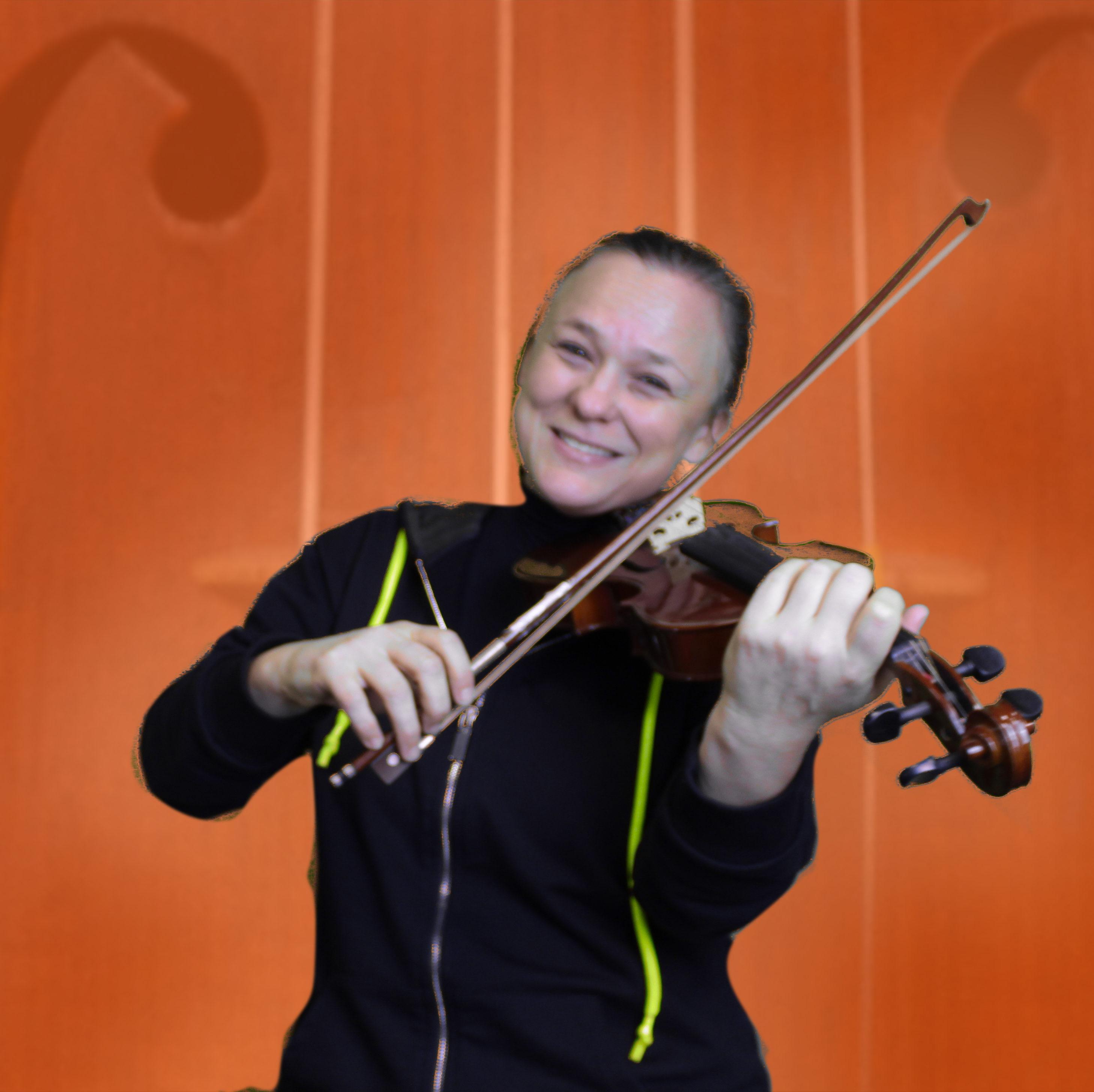 MARGHERITA ORLANDI officine sonore corso di violino