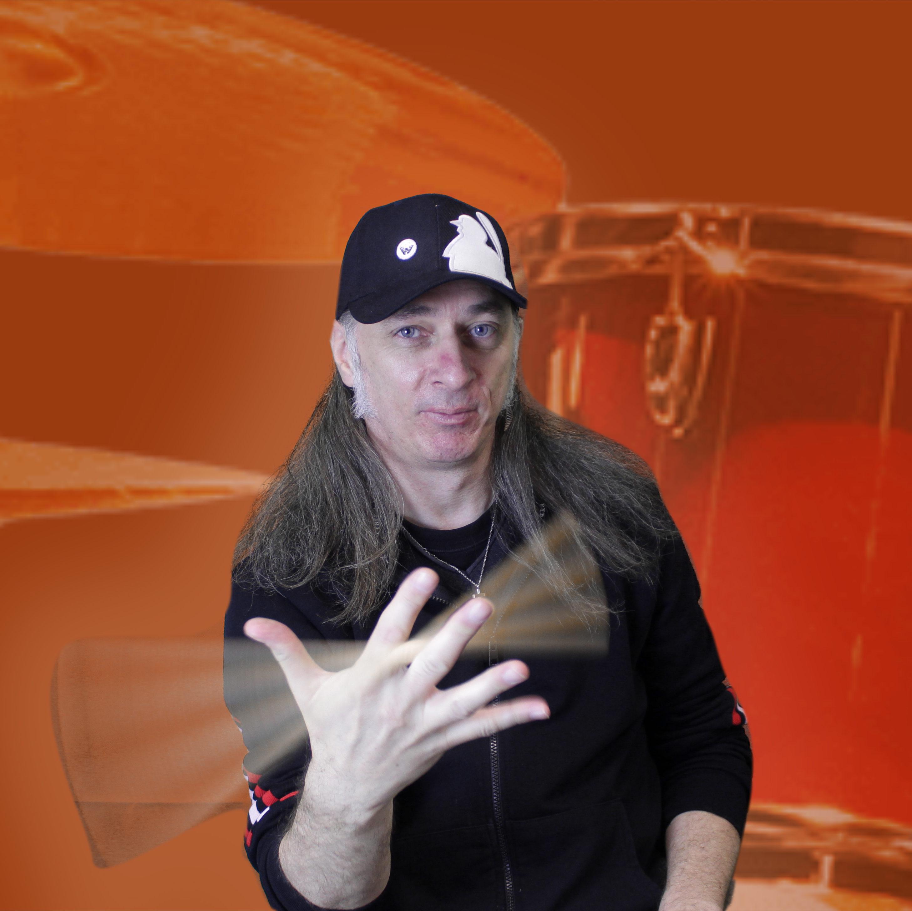 Mauro gatto  corso di batteria e percussioni